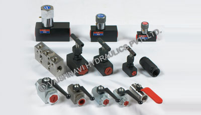 Hydraulic valves manufacturers,  High pressure needle valves,