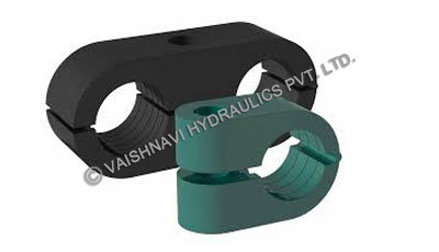 C clamps for Electrical application, Saddle clamps,   Clamps for PU tubes,